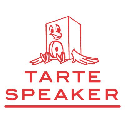 [9/12 OPEN!]TARTE  SPEAKER