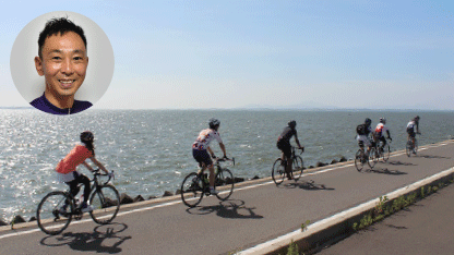 We run with orimpian! Ride tour image image for seniors